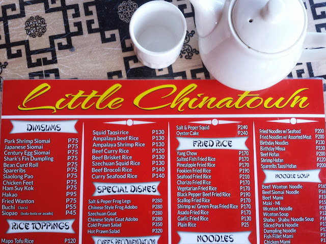 Little Chinatown - BF Resort Las Pinas
