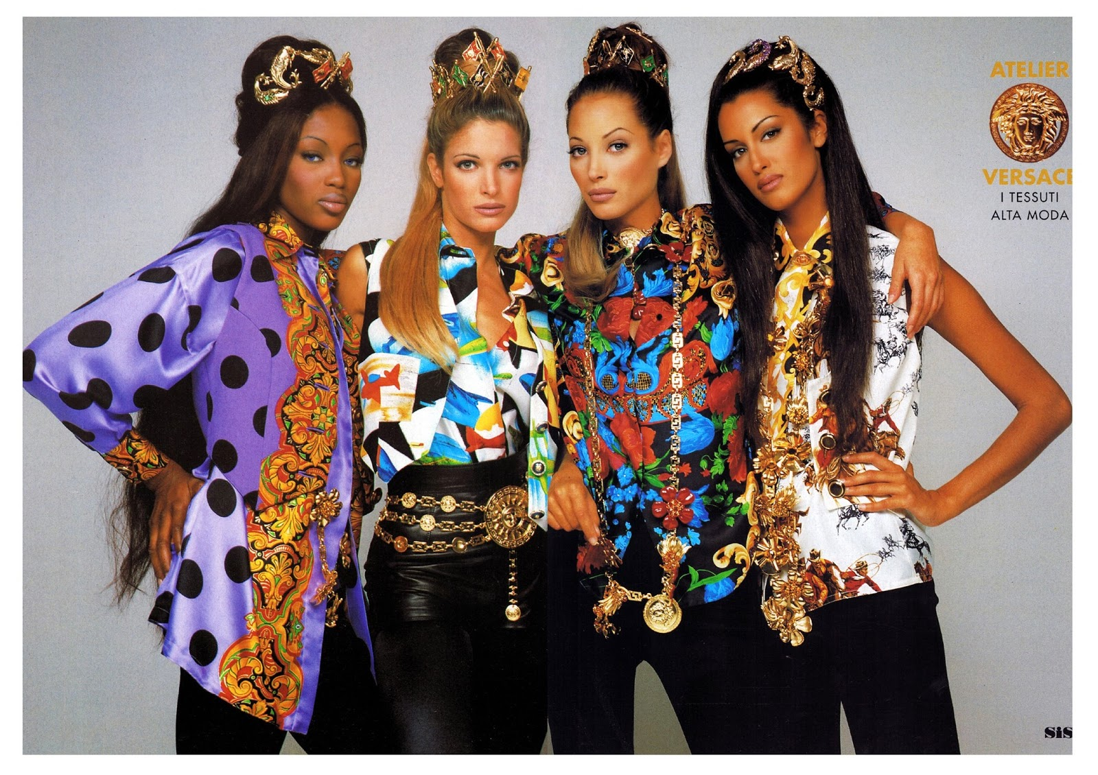 Inspirational Fashion Gianni Versace