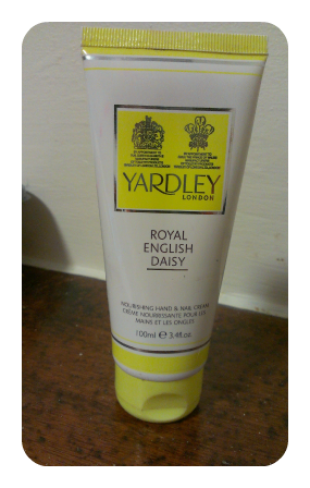 Yardley Hand & Nail Cream