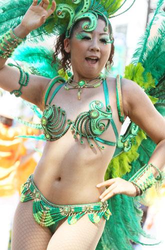 Asakusa Samba Carnival 2012 - 31th Asakusa Samba Carnival