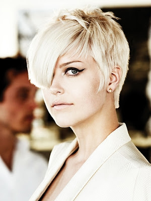 by KMS Hair- Short Hair Style Ideas for Fall