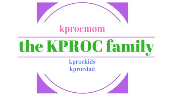 The KProc Family: kprocmom, kprockids & kprocdad