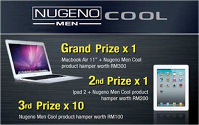 Nugeno Men Cool Contest