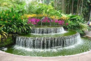 Obyek Wisata Taman Anggrek Sri Soedewi Di Provinsi Jambi