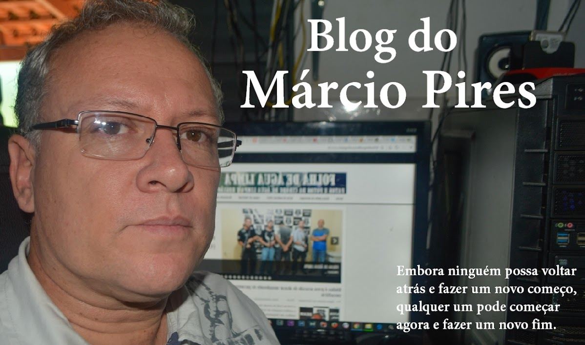 Blog do Márcio Pires