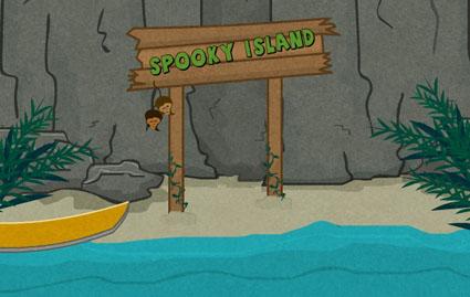 Spooky Island Survival Escape