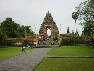 Pura Taman Ayun Mengwi, Hindu temple in bali