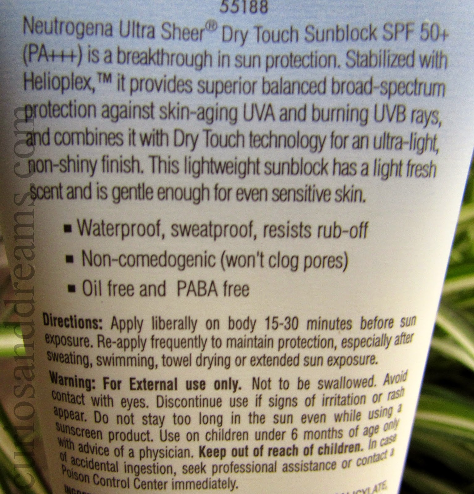 Neutrogena Ultra Sheer Dry-Touch Sunblock SPF 50+ Review, Neutrogena Ultra Sheer Dry-Touch Review