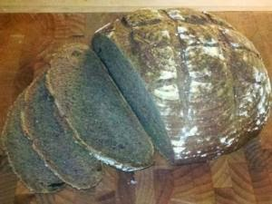Cherniy Hleb Russian Black Bread