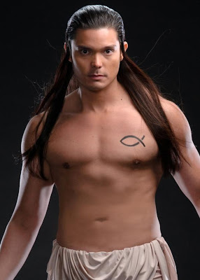 Dingdong Dantes shirtless for My Beloved
