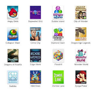 google plus available games