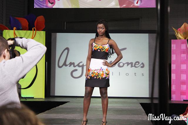 #SNFQuébec Défilés mode Angela Jones