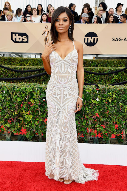 Zuri Hall - Sag awards 2016 - as mais bem vestidas da red carpet