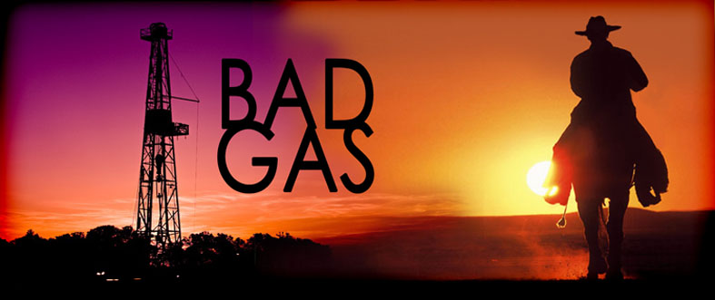 BAD GAS - BYRON BAY