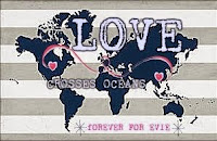 Love crosses oceans