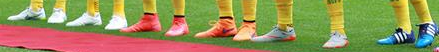 Senseless football boots