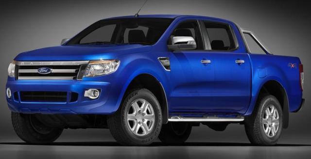 Harga Mobil Ford Ford Ranger