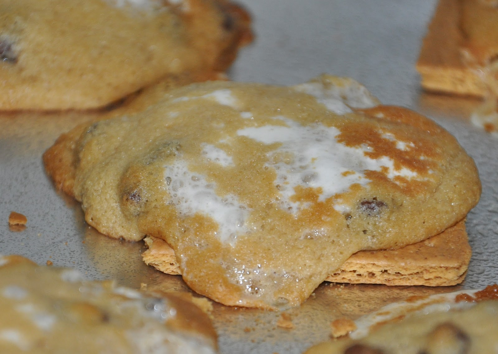 Recipe for Sanity: Holiday Baking: Campfire Cookies