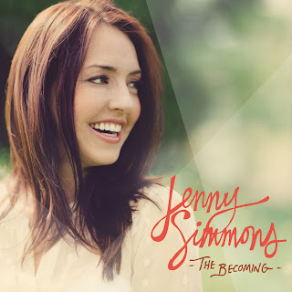 CD Jenny Simmons – The Becoming 2013