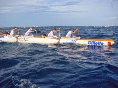 Hawaiki Nui Va'a à Tahiti