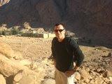 Monte Sinai, momento de conexão descrito no livro A Lei do Compartilhamento