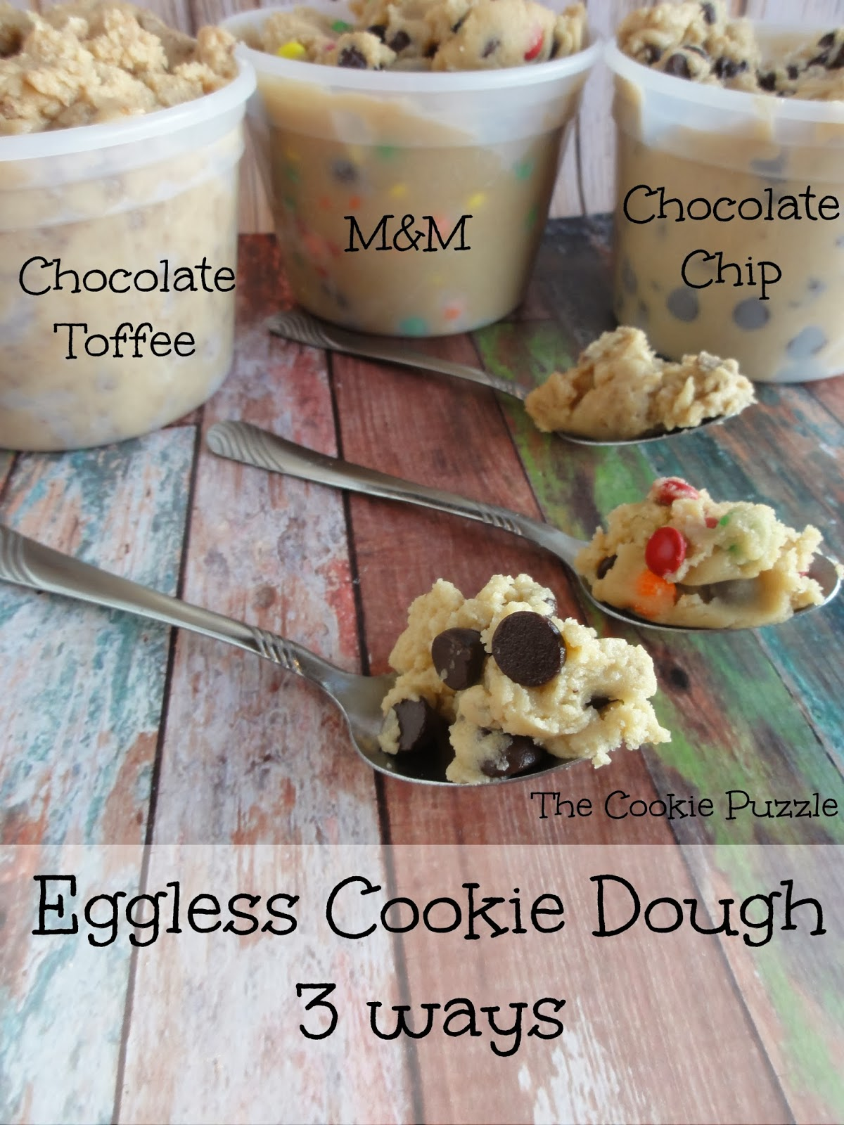 Cookie Dough for Eating