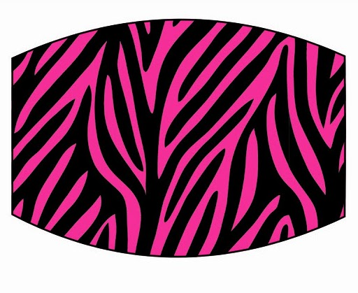 kit personalizado zebra pink