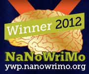 NaNoWriMo 2012