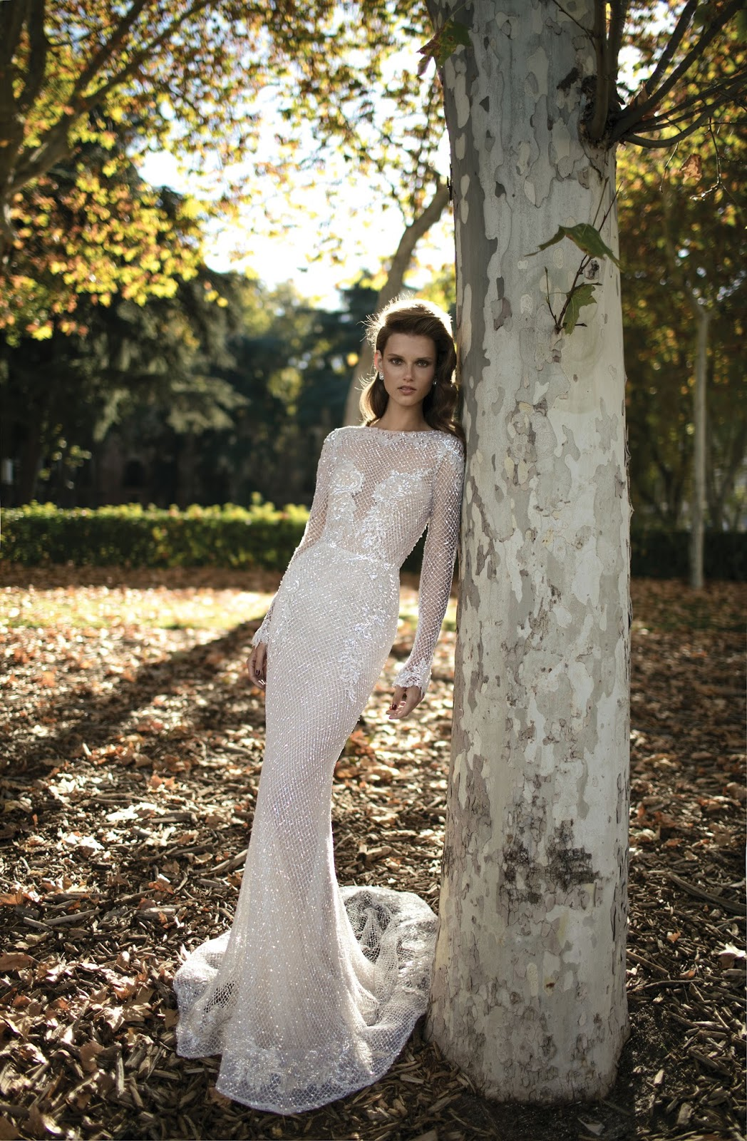 I am a Woman in Love: Swoon-worthy Wedding Dresses at Berta Bridal 2016