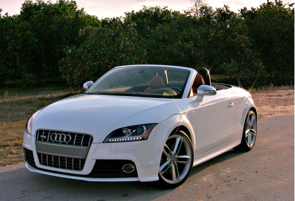 Audi Tts Carros Extremos
