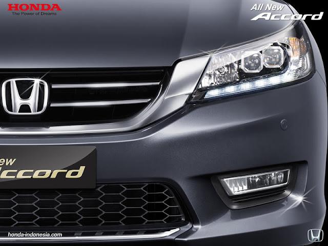 Spesifikasi dan Harga Mobil Honda Accord untuk Anda