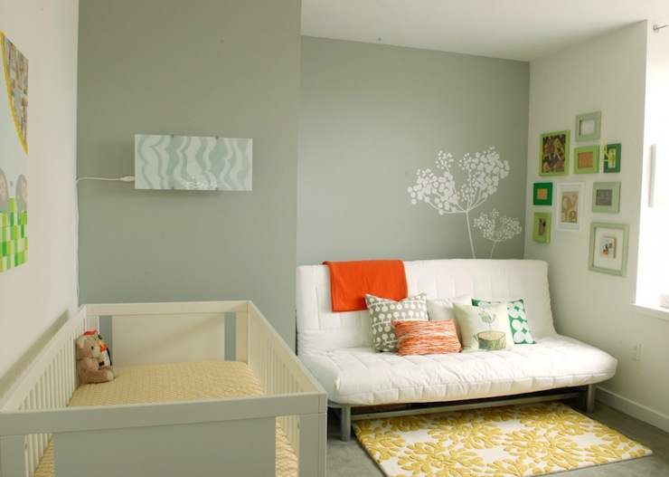 Netmodern Nursery Lighting : HOME DECOR and DESIGN: MANLY COLOR ADVICE