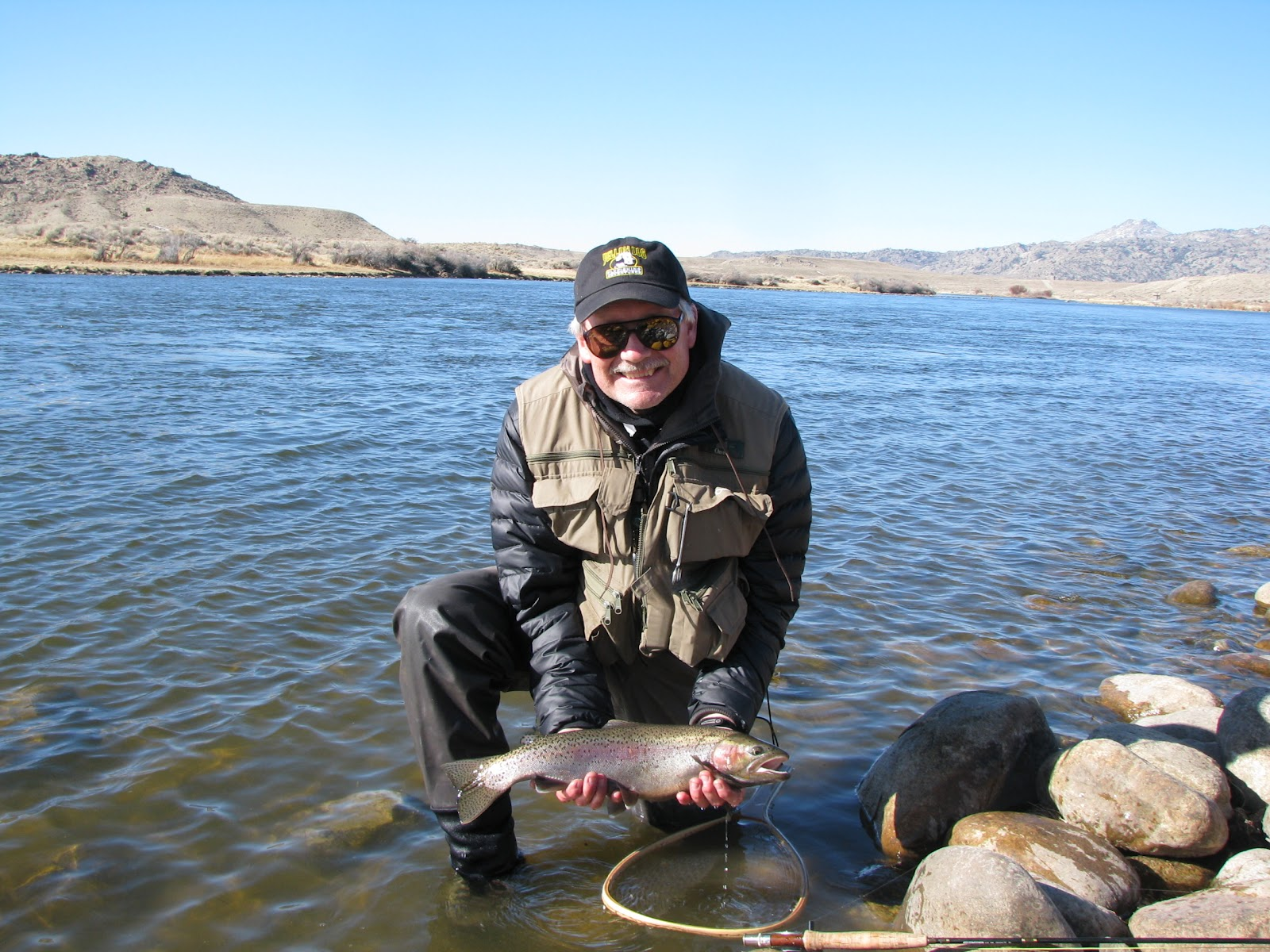 Addictive angling colorado news from the miracle mile for Miracle mile fishing