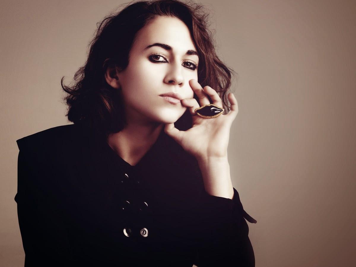 Mi homónima: Delfina Delettrez