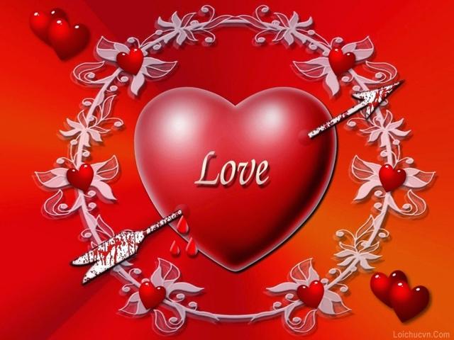 ảnh đẹp trái tim tình yêu đẹp ấn tượng - Hình 7