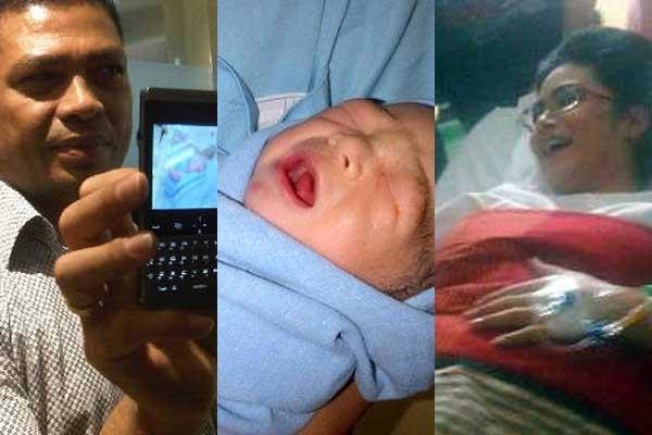 Baby Kedua Krisdayanti Dengan Raul Lemos Lahir 12.12.12