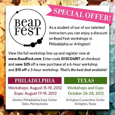 Beadfest Special Offer