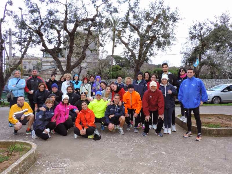 Fitwalking a Maglie