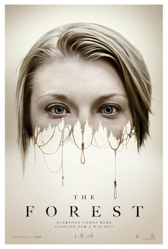 The Forest ganha primeiro poster. O thriller sobrenatural é situado na lendária floresta dos suicídas, Aokigahara.