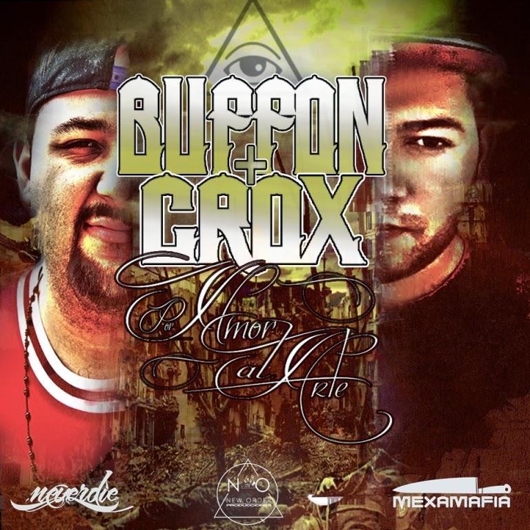 Buffon & Crox - Amor Por El Arte [2014]
