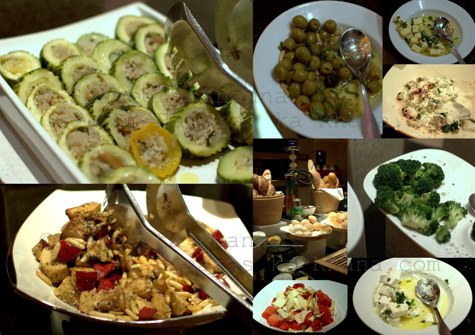 Turkish food festival at Shangri-La, some refreshing flavours, some known comforts, healthy options galore...