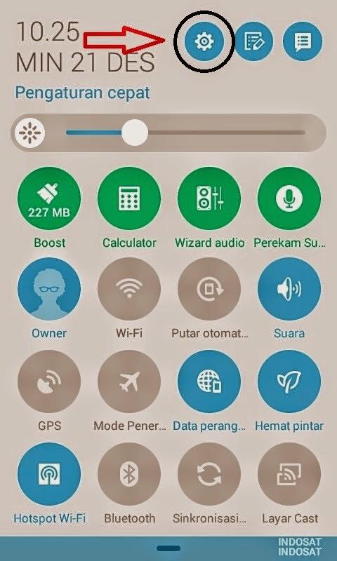 Cara Mudah Menghubungkan Smartphone Asus Pada Komputer