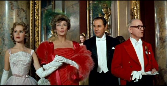 Resultado de imagem para The Reluctant Debutante 1957