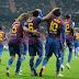 Barcelona anuncia renovação de Messi, Xavi e Puyol