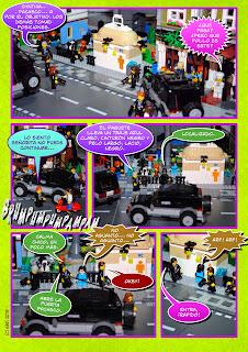 Brickómic 1, página 3