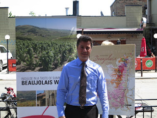 Anthony Collet, Inter Beaujolais
