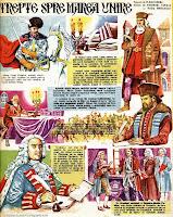 bd benzi desenate desenne unirea 1918 valentin tanase alexandru ioan cuza nicolae balcescu horea closca crisan comics romania