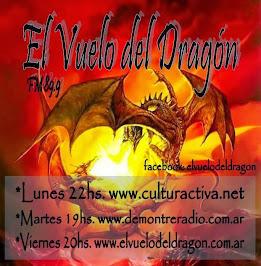 PROGRAMA - EL VUELO DEL DRAGON