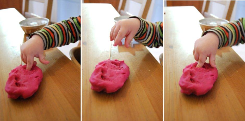 Ma Recette De Pâte à Modeler Merci Qui Merci Montessori
