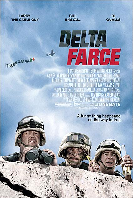 Delta Farce Missão Incompetência – Dublado – 2007